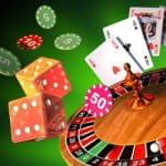kasinon valkommen