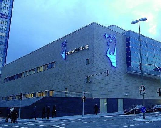 spielbank in Duisburg