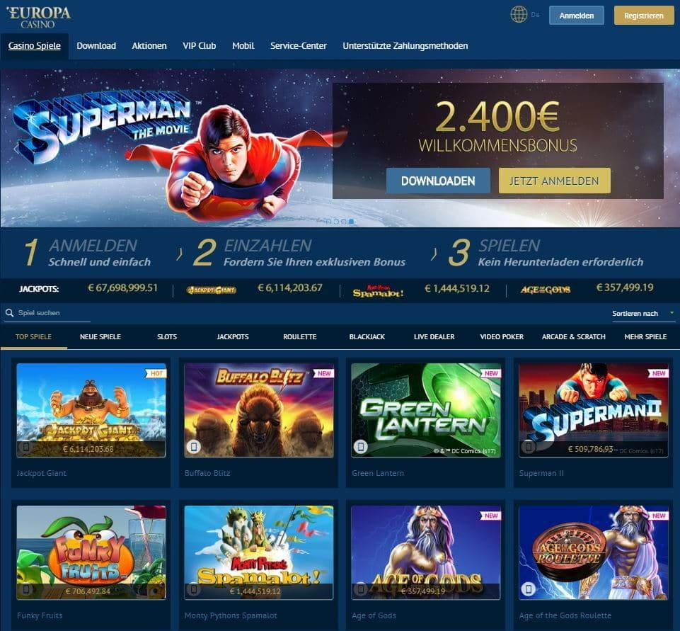 Wett-system im casino