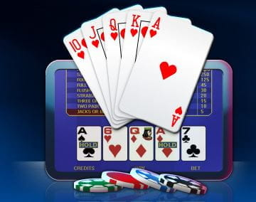 online casino video poker hearts spielen online