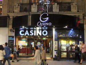 Grosvenor Casino Picadilly London