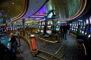 Spielautomaten Aspers Casino London