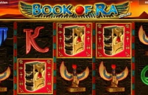 Book Of Ra Scatter