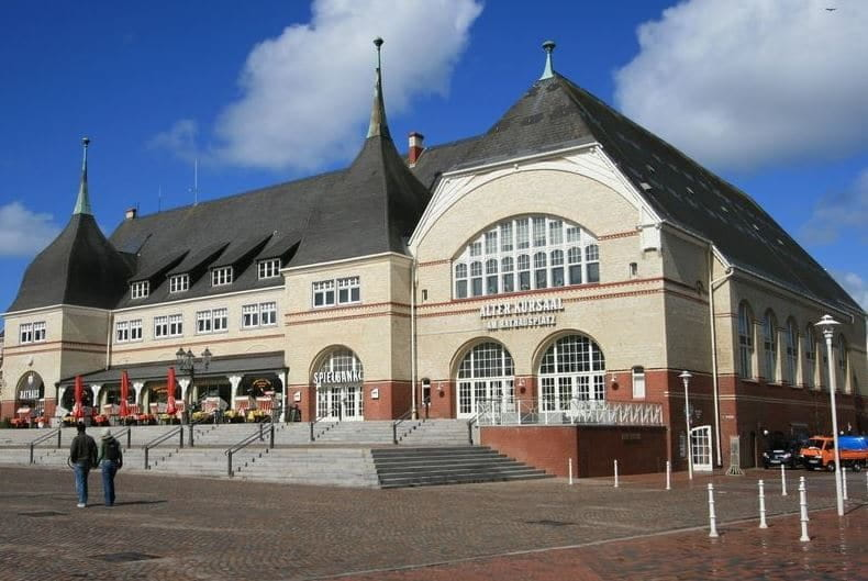 spielbank westerland