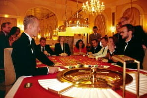 Roulette in Bad Homburg