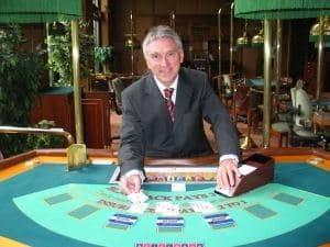 Gambling every weekend