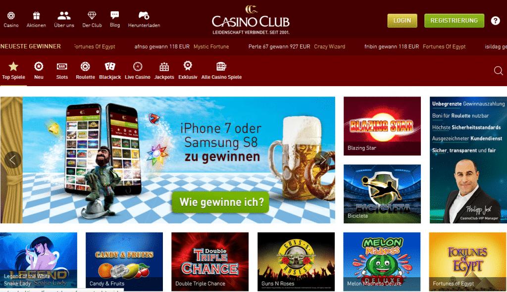 Casino Club Runterladen