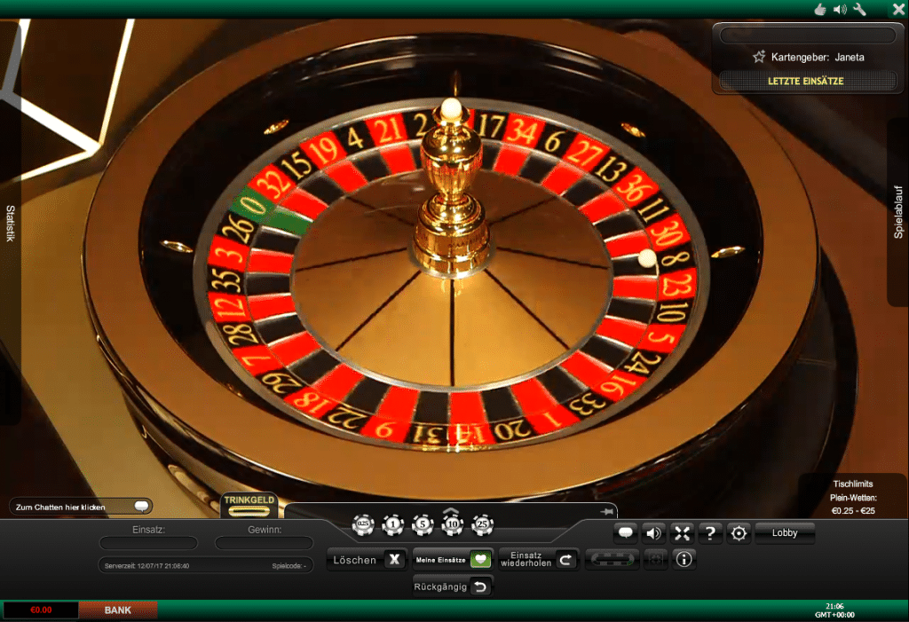 Live casino | Euro Palace Casino Blog