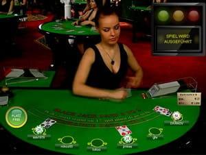 Live Blackjack Spiele