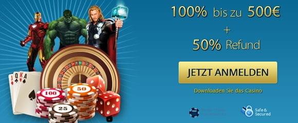 Casino royale teema osapuoli ideoitar
