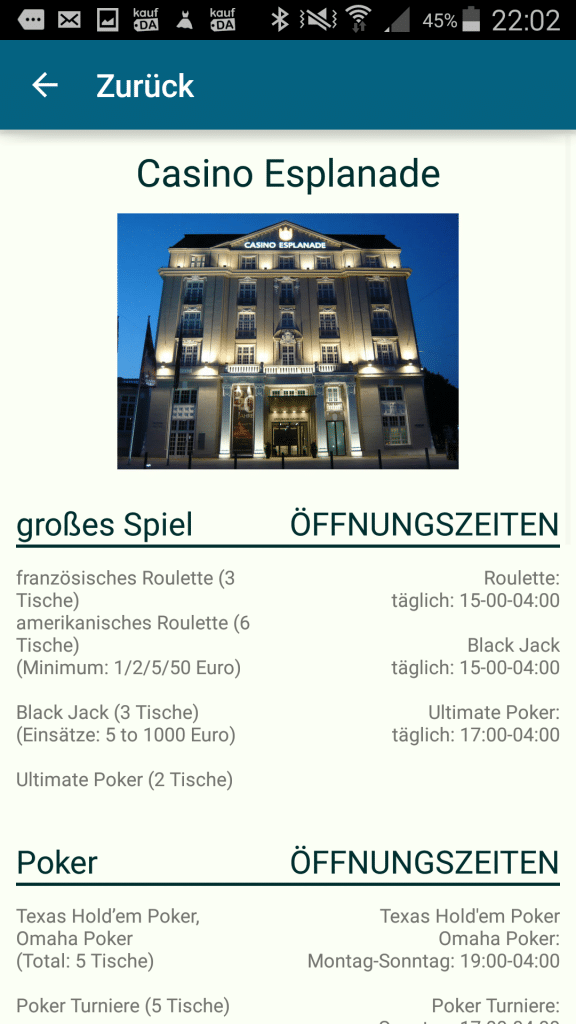 alle casinos in deutschland