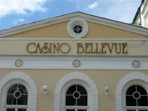 Ambiente Casino Bellevue Marienbad
