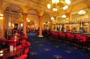 Bar Casino Bellevue Marienbad