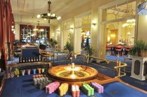Casino Bellevue Marienbad roulette