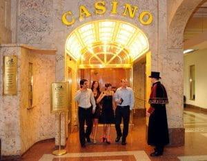 Ambiente Casino Ambassador Prag