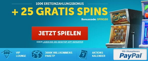 PlayMillion Casino Bonusangebot