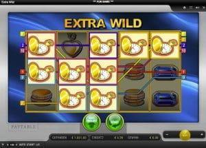 Extra Wild Online Casino