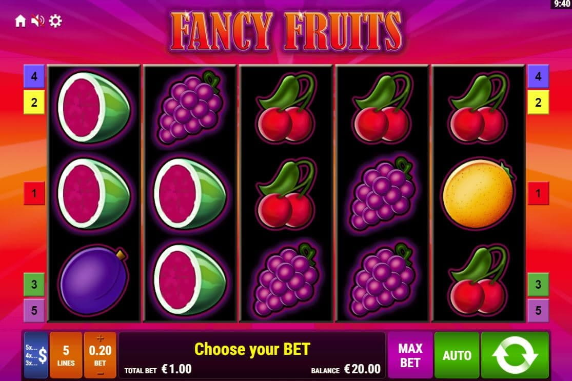 Fancy Fruits Slot - Spielautomat mit Bonus in Online ...