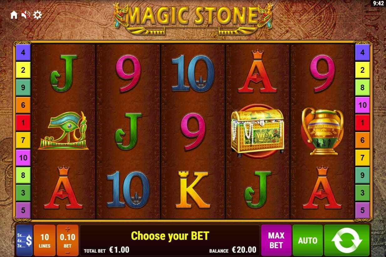 magic stone online casino