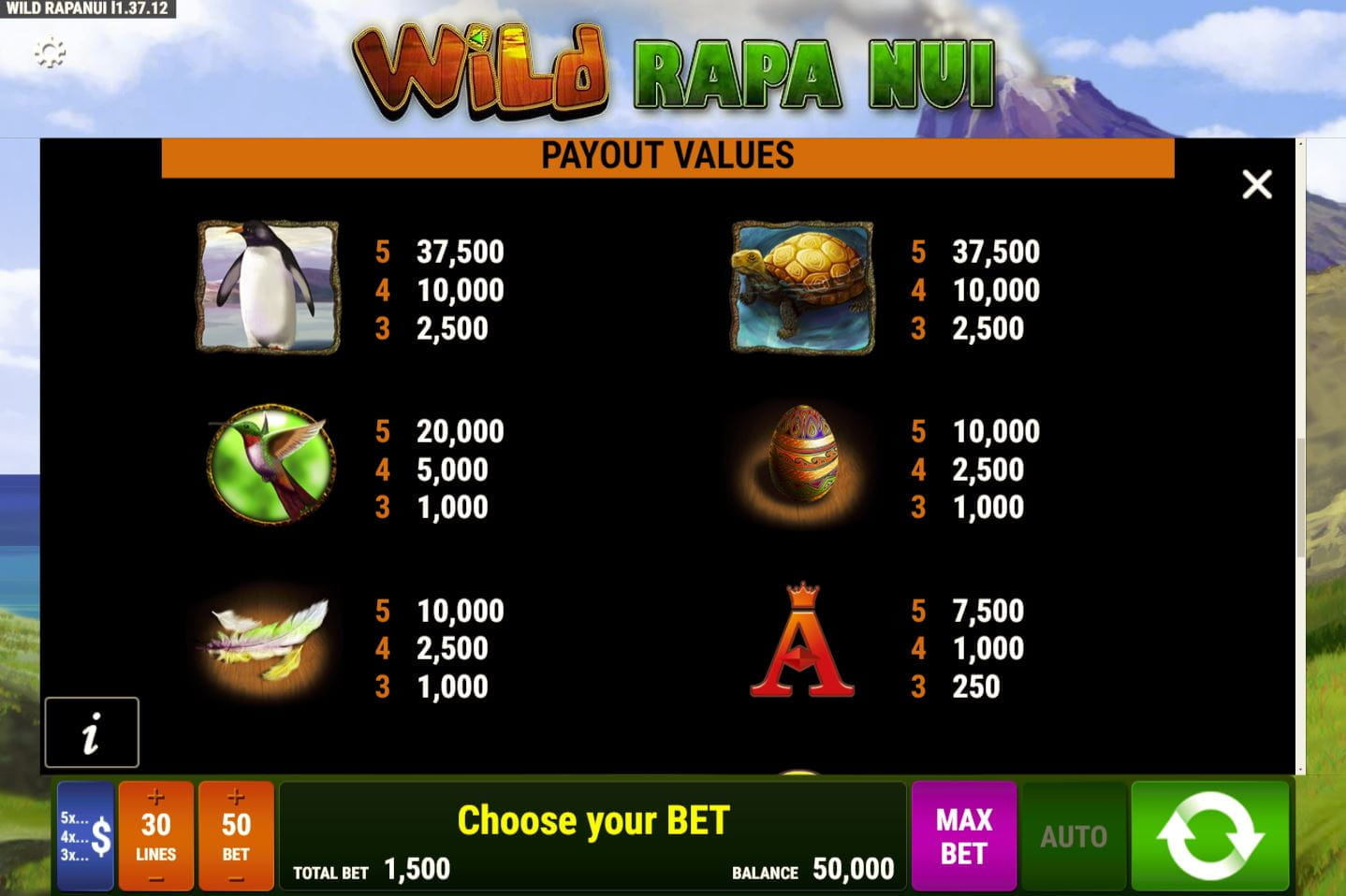 Raja the big jackpot