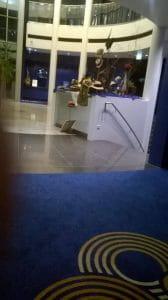 Der Eintritt zur Spielbank Bad Kotzting