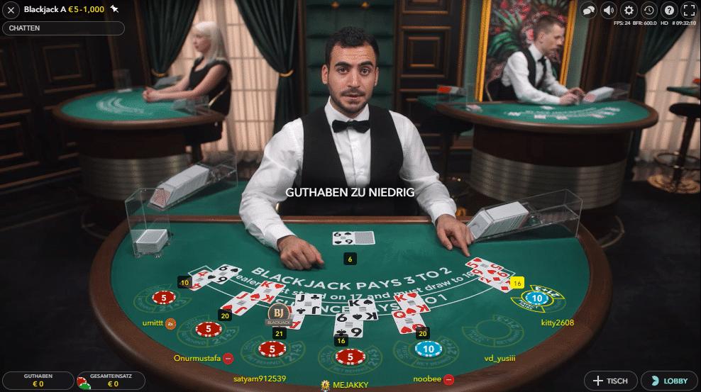 Leo Casino Gala