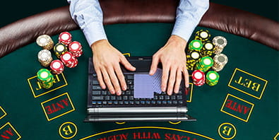 Blackjack in Online Casinos