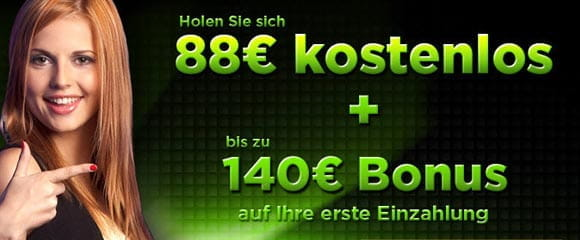 888 Casino Bonusangebot