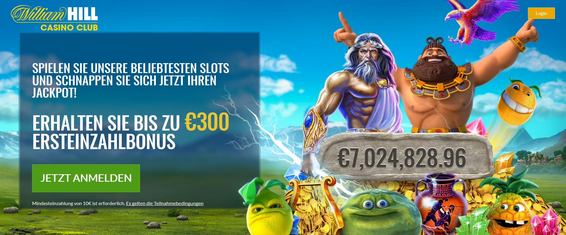 william hill casino com
