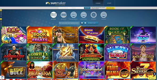 Merkur Kostenlose Casino Spiele Sunmaker