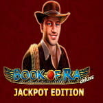 Book of Ra deluxe Jackpot Edition Spielen