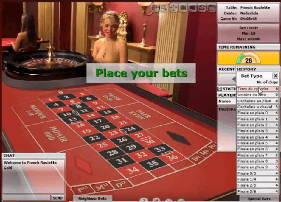 french roulette gold spezialwetten
