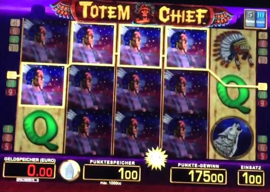 Totem Chief Online