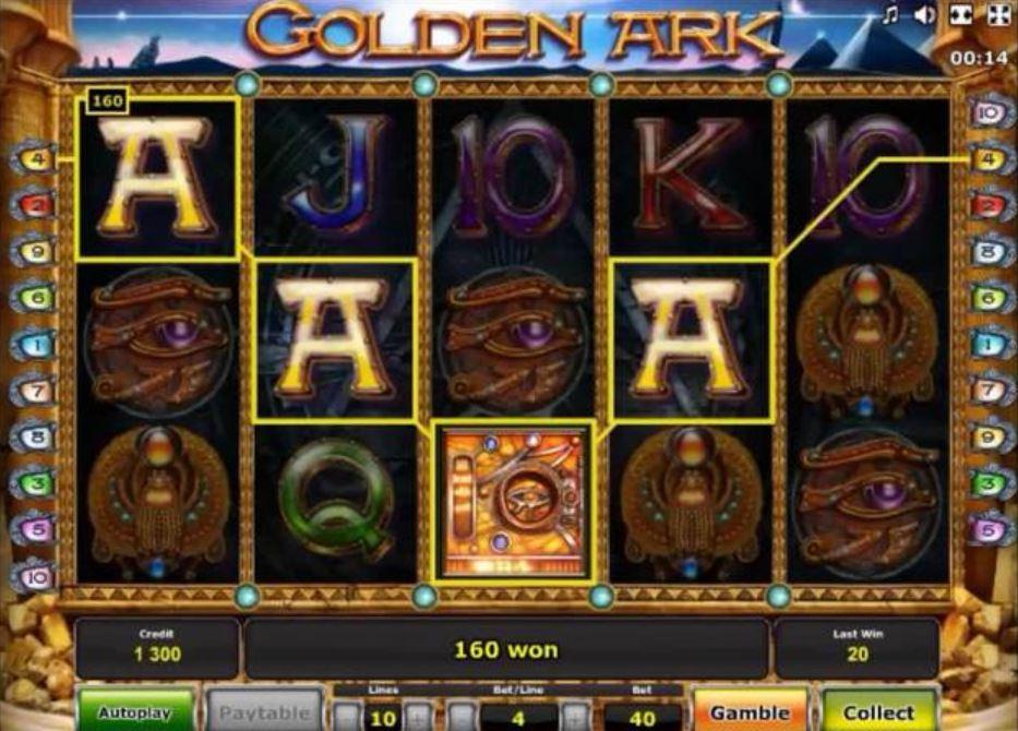 golden ark spielautomat casino spiele eckental