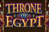 Throne of Egypt Flash Spielautomat